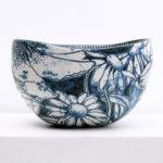 décoration céramique : techniques et composition - Chantal Cesure