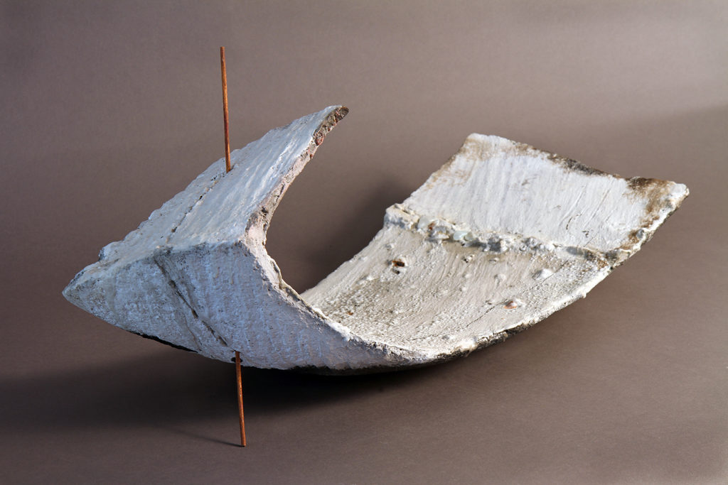 Volume sculptural : Brigitte Long