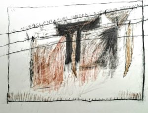 Croquis et improvisation - Stage dessin Vaucluse